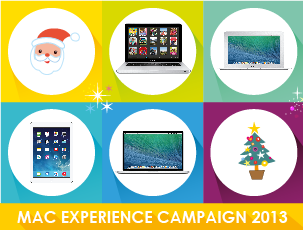 Mac Experience Campaign